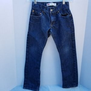 Levi's Denim blue jeans for kids